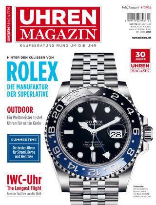 Uhren Magazin  5/2019