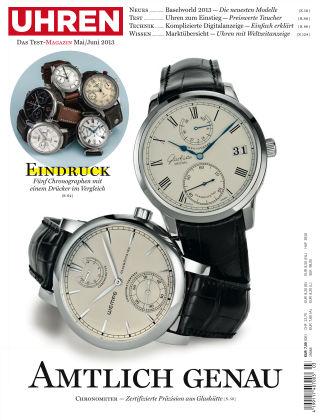 Uhren Magazin  3-2013