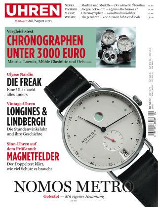 Uhren Magazin  4-2014