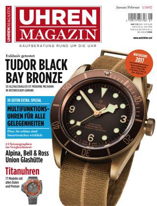 Uhren Magazin  1-2017