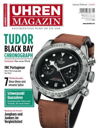Uhren Magazin  1/2018