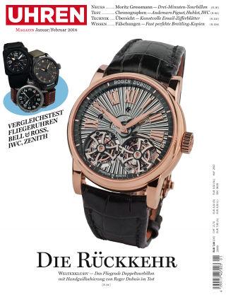 Uhren Magazin  1-2014
