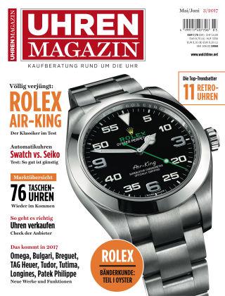 Uhren Magazin  3/2017