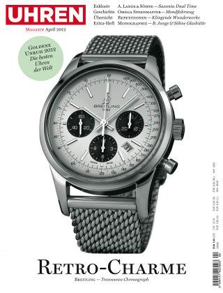 Uhren Magazin  4-2012