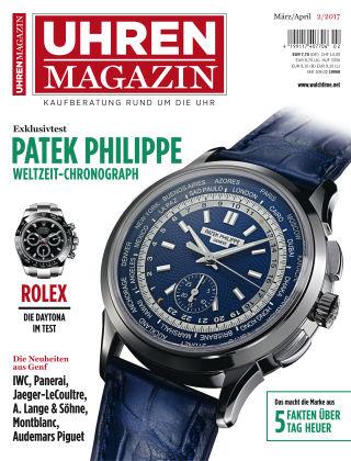Uhren Magazin  2-2017