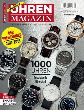 Uhren Magazin  Preisführer 17/18
