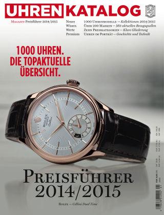 Uhren Magazin  Preisführer 14/15