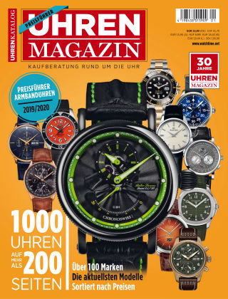 Uhren Magazin  Preisführer 19/20