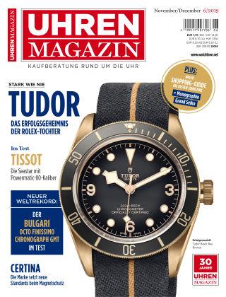 Uhren Magazin  06-2019