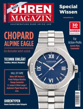 Uhren Magazin  Special Wissen