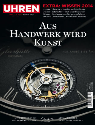 Uhren Magazin Extra: Wissen 2014