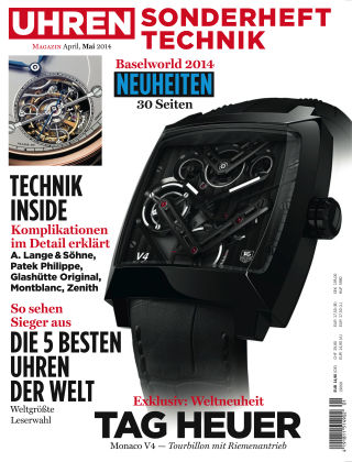 Uhren Magazin Sonderheft Technik