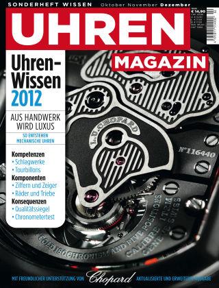 Uhren Magazin Uhren-Wissen 2012