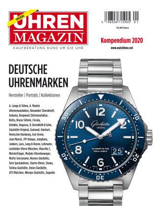 Uhren Magazin Deutsche Marken 2020