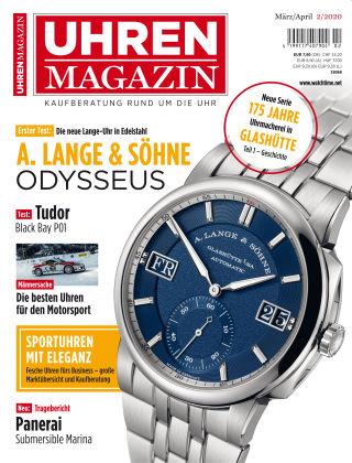 Uhren Magazin 02-2020