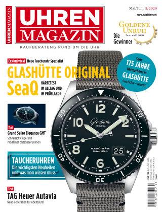 Uhren Magazin 03-2020
