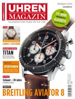 Uhren Magazin 04-2020