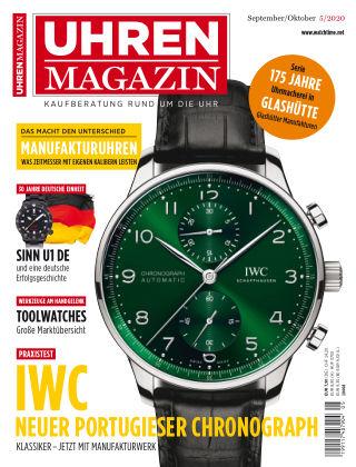 Uhren Magazin 05-2020