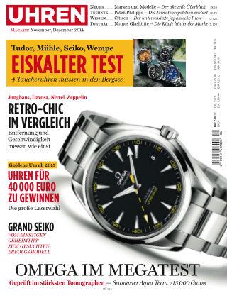 Uhren Magazin 06-2014