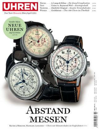 Uhren Magazin 02-2013