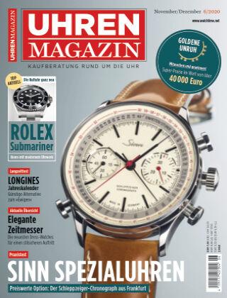 Uhren Magazin 06-2020