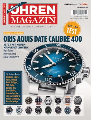 Uhren Magazin Sonderheft Test