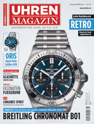 Uhren Magazin 01-2021