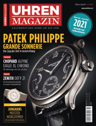 Uhren Magazin 2-2021