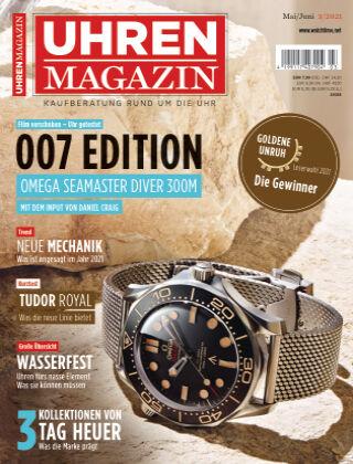 Uhren Magazin 3-2021