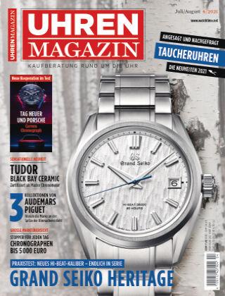 Uhren Magazin 4-2021