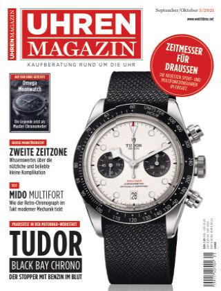 Uhren Magazin 5-2021