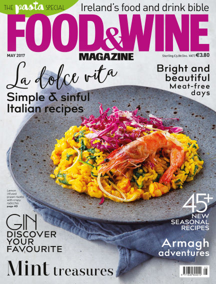 FOOD&WINE Magazine April 11, 2017 00:00