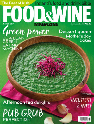FOOD&WINE Magazine March 2017