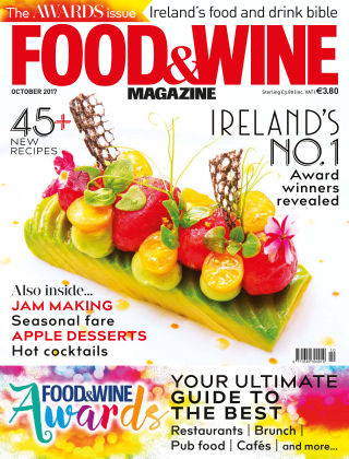 FOOD&WINE Magazine October Issue