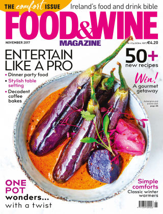FOOD&WINE Magazine November Issue