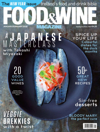 FOOD&WINE Magazine Jan/Feb 2018