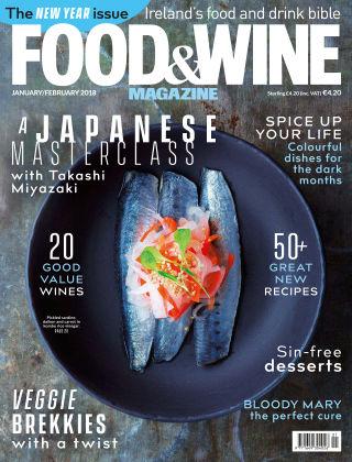 FOOD&WINE Magazine Jan/Feb 2018