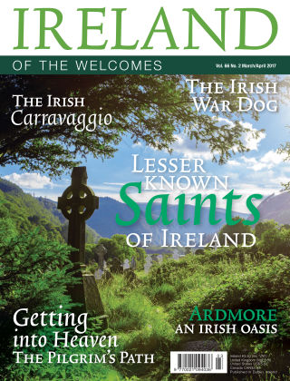 Ireland of the Welcomes March - April 2017