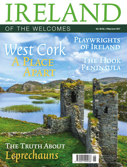 Ireland of the Welcomes April 25, 2017 00:00