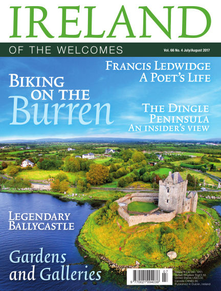 Ireland of the Welcomes June 27, 2017 00:00