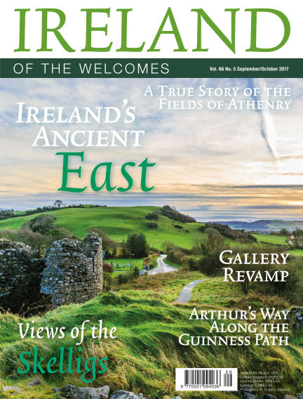 Ireland of the Welcomes August 29, 2017 00:00