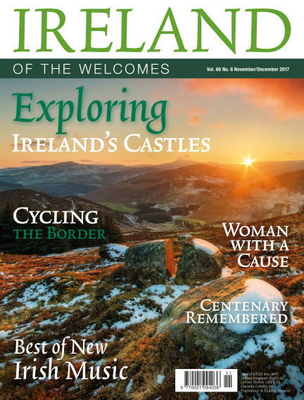 Ireland of the Welcomes October 31, 2017 00:00