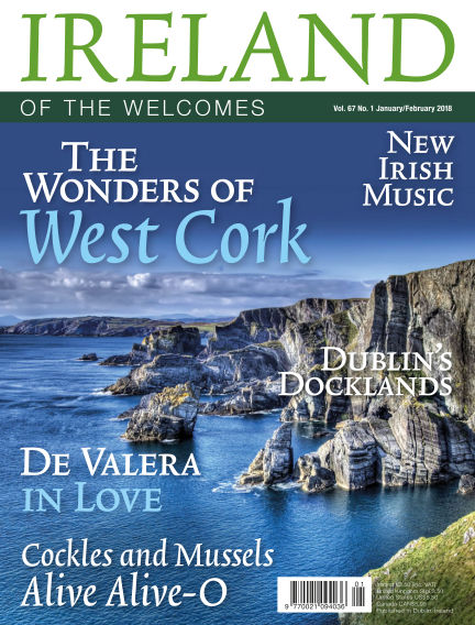 Ireland of the Welcomes December 26, 2017 00:00