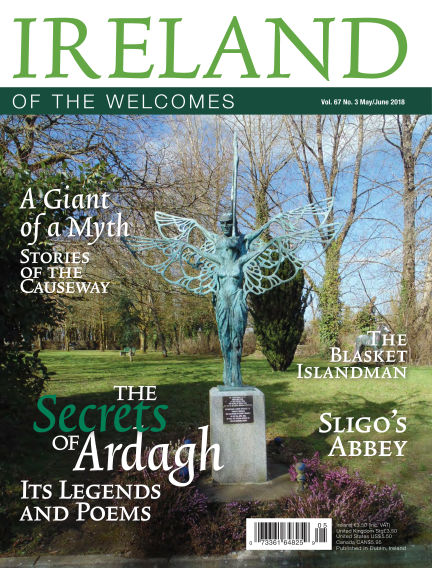 Ireland of the Welcomes April 23, 2018 00:00