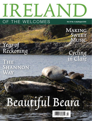 Ireland of the Welcomes July/Aug 2018