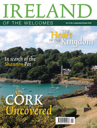 Ireland of the Welcomes Sept/Oct 2018