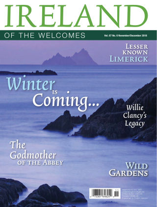 Ireland of the Welcomes Nov/Dec 2018