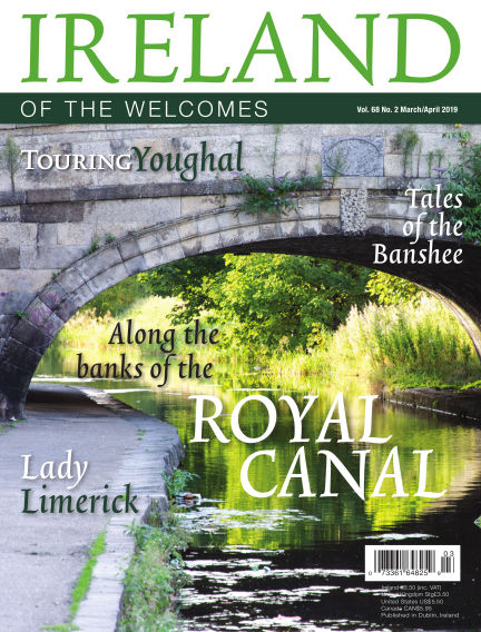 Ireland of the Welcomes March 29, 2019 00:00