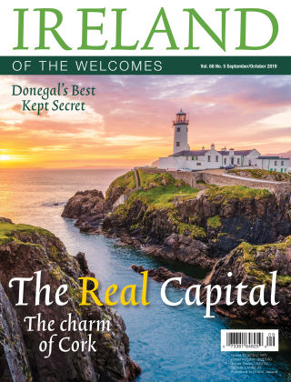 Ireland of the Welcomes September/October 19
