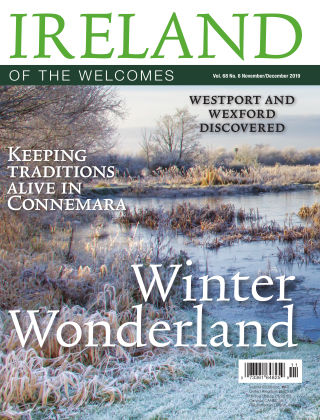 Ireland of the Welcomes Nov/Dec 19